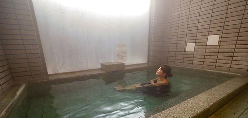 【片品温泉 旅館うめや】 お肌がツルツル&しっとりする美肌の湯