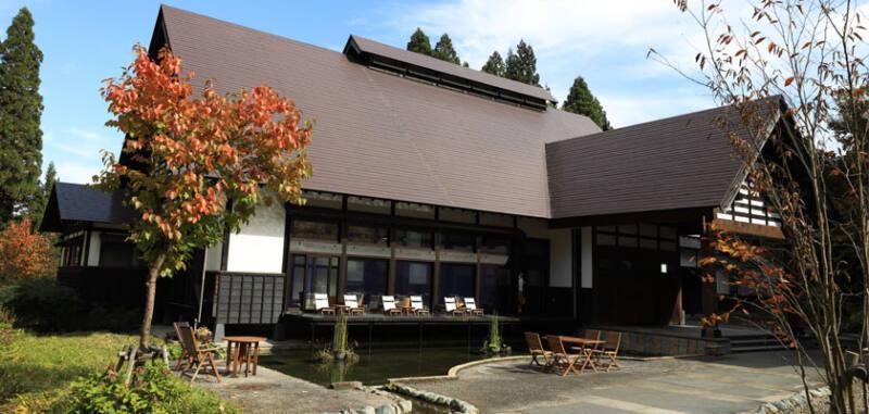 【里山十帖】 新潟県南魚沼市 大沢山温泉