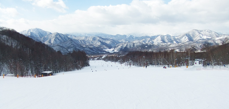 会津高原たかつえスキー場
